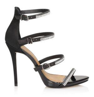 Czarne Sandały Kazar 549 Zł
