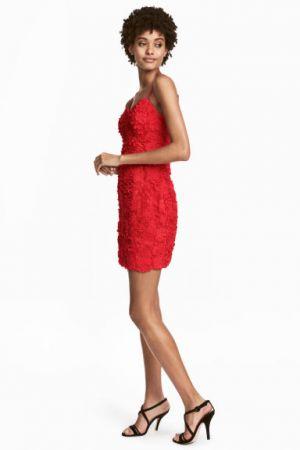 Dopasowana Sukienka H&M 279,00 Zł