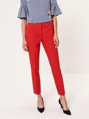 Eleganckie Spodnie Z Ozdobnymi Suwakami Mohito 79,99 Zł