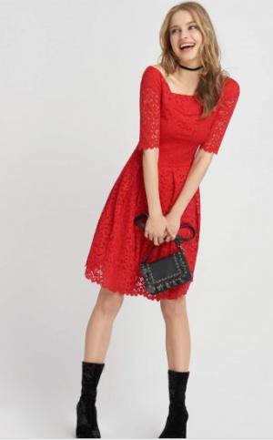 Koronkowa Sukienka Orsay 179,90 Zł