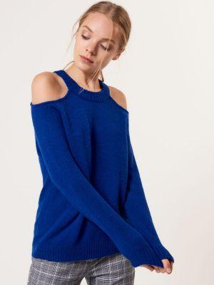 Miękki Sweter Z Odkrytymi Ramionami Mohito 89,99 Zł