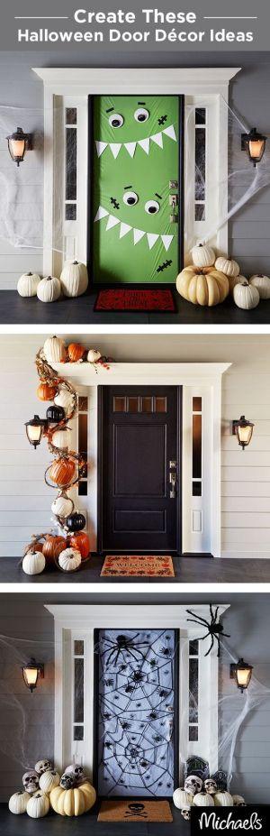 Dekoracja drzwi