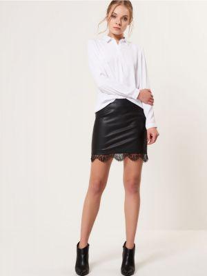 Mini Spódnica Z Koronką Mohito 99,99 Zł