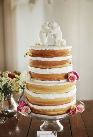 Naked Wedding Cake (5)