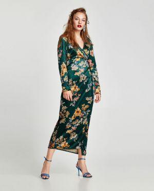 Sukienka Kimono Zara 249,00 Zł