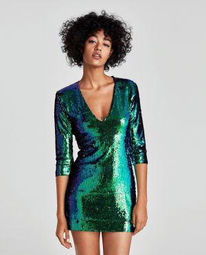 Sukienka Na Sylwestra Zara 199 Zł