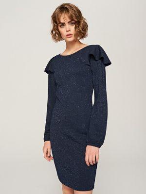 Sukienka Z Falbanami Reserved 99,90 Zł