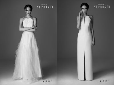 Suknia ślubna PO PROSTU - MADRYT