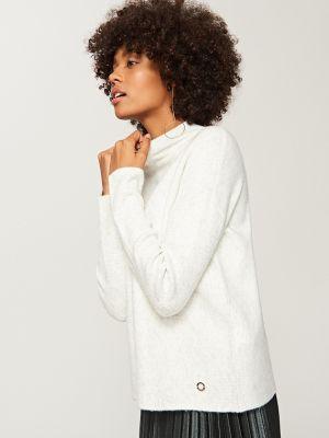 Sweter O Prążkowanej Fakturze Reserved 119,99 Zł