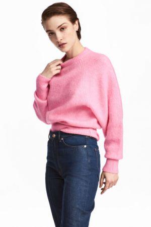 Sweter Z Domieszką Moheru H&M 199,00 Zł