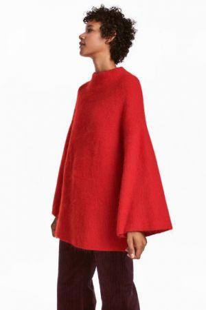 Sweter Z Domieszką Moheru H&M 229,00 Zł