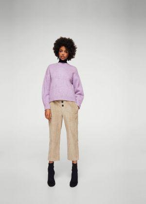 Sweter Z Luźnym Golfem Mango 159,00 Zł