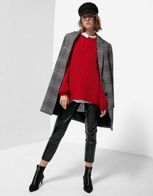 Szenilowy Sweter 99,90 Zł