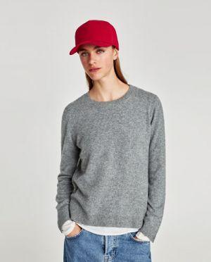 Kaszmirowy Sweter Zara 399 Zł