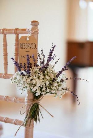 Lawendowe dekoracje