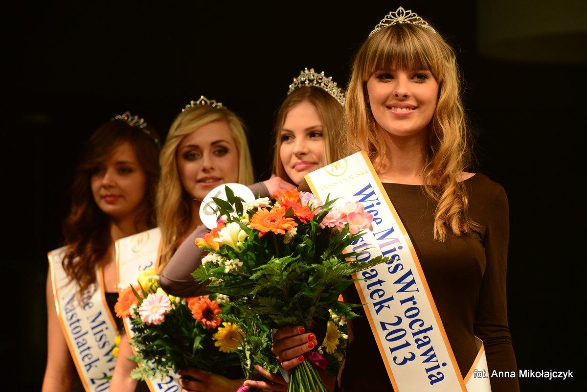 Miss Wroc?awia i Miss Nastolatek 2013
