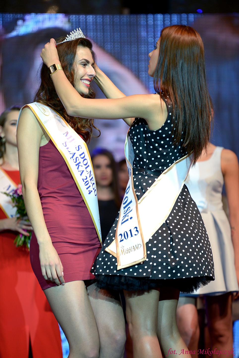 Miss Wroc?awia 2014 i Miss Dolnego ?laska 2014