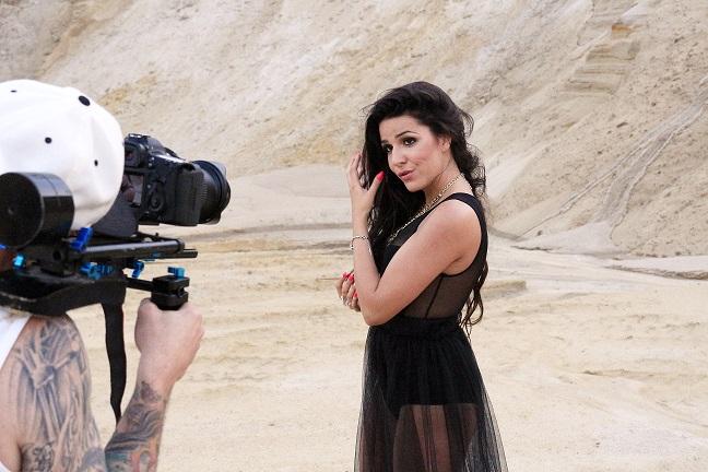 Ania Frontczak nouveau single dans Pologne MG_4274