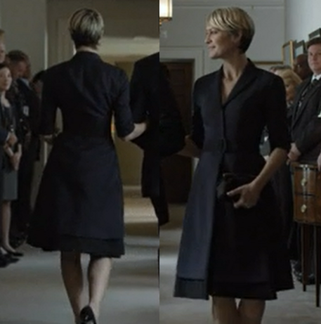 Claire Underwood Style Season 2 Fashion - I love , pre...