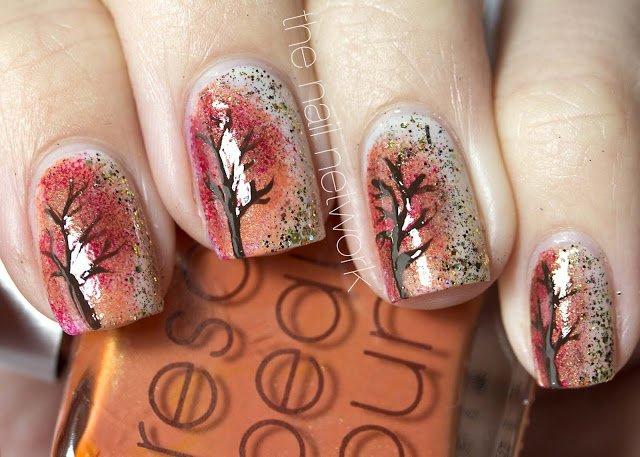 paznokcie na jesień (4)