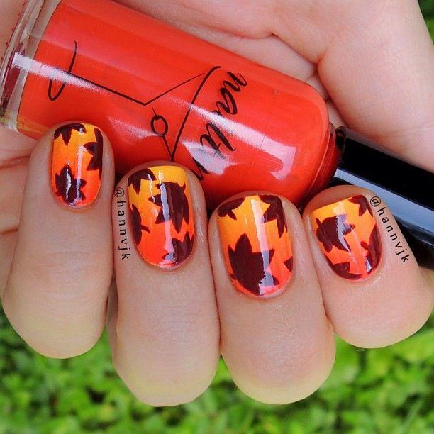 paznokcie na jesień (9)
