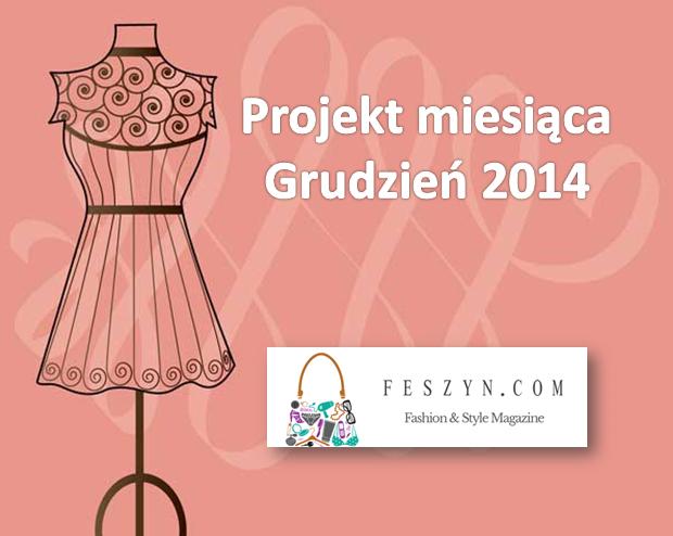 projekt miesiaca grudzien 2014
