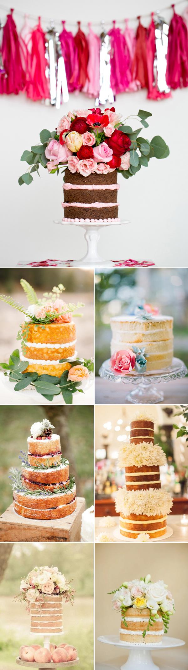 naked wedding cake Nagi tort (1)