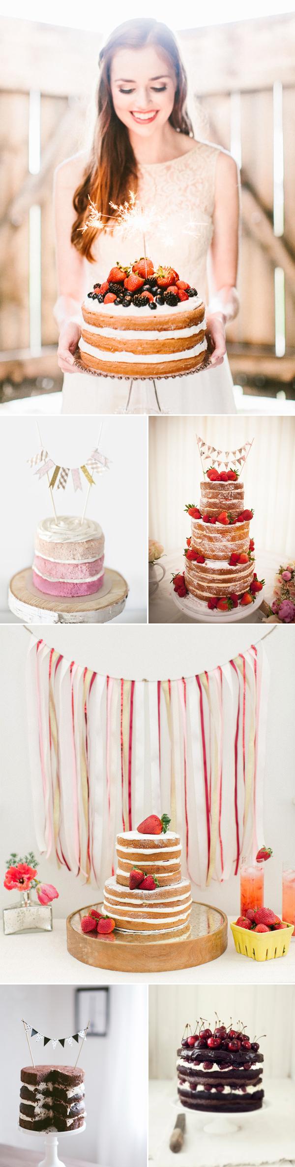 naked wedding cake Nagi tort (2)