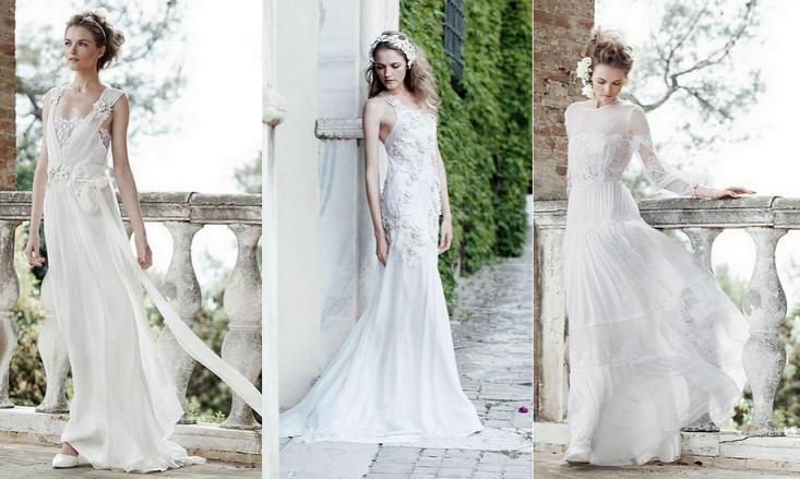 Suknie ślubne Alberta Ferretti 2016