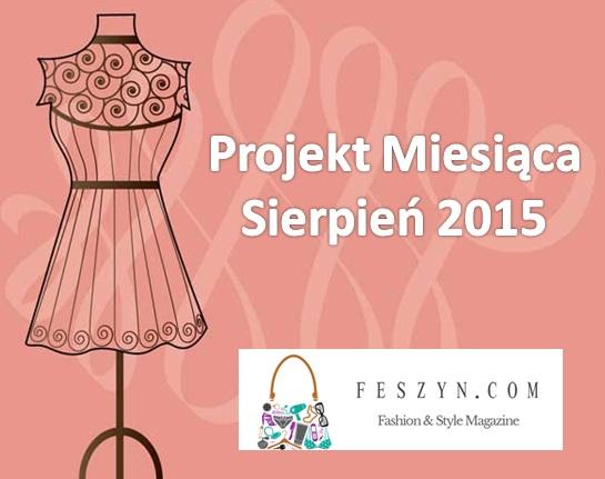 projekt miesiąca sierpien 2015 2