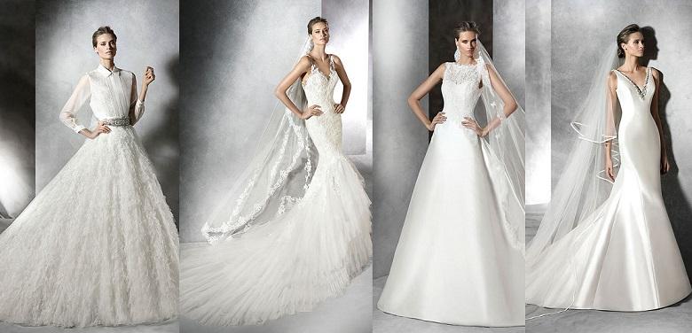 Suknie ślubne Pronovias 2016 lookbook
