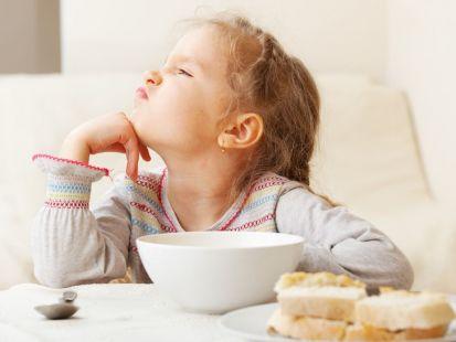 Dieta dziecka jest bardzo ważna