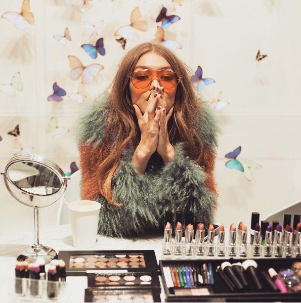 Kosmetyki Gigi Hadid x Maybelline