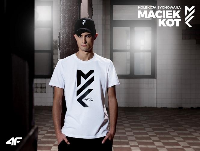 Od wielu lat marka 4F wspiera zawodowych sportowców tworząc dla nich kolekcje ubrań.