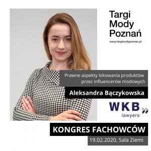 Aleksandra Bączykowska