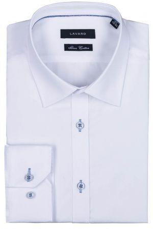 Biała Koszula Z Fioletowym Printem 169,90 Zł