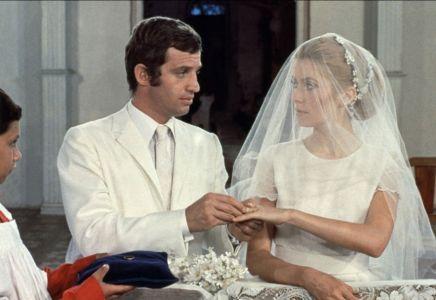 Catherine Deneuve Syrena Z Misisipi 1969 Rok