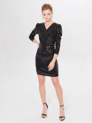 Cekinowa Sukienka Gold Label Mohito 179,00 Zł