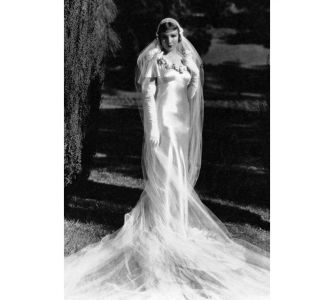 Claudette Colbert New York-Miami 1934 Rok