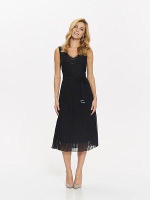 Czarna Sukienka Top Secret 199,99 Zł