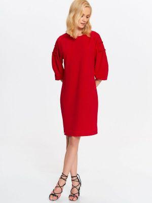 Czerwona Sukienka Top Secret 129,99 Zł