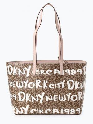 Damska Dwustronna Torba Shopper – Pebbl DKNY - 399,00 Zł