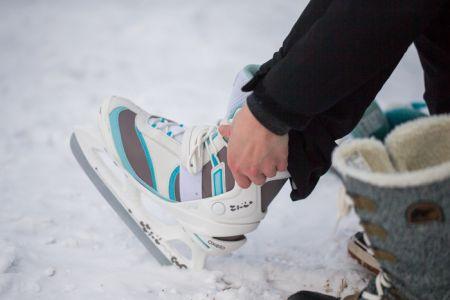 Decathlon łyżwy Oxelo (8)