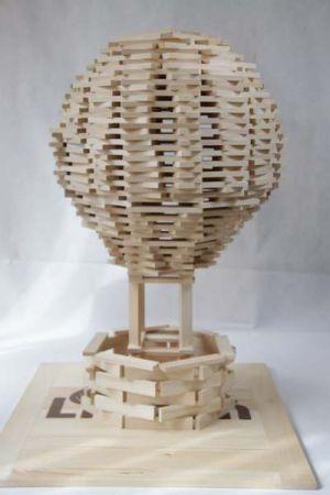 Drewniane Klocki Konstrukcyjne Linden  (2)