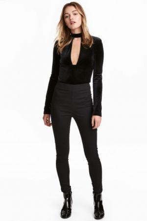 Elastyczne Spodnie H&M 59,90 ZŁ