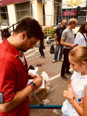 Gwiazdy Na Dzień Dziecka Spełniły Marzenie Dziewczynki Z Zespołem Downa ! (26)