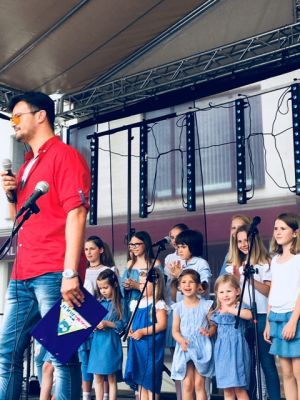 Gwiazdy Na Dzień Dziecka Spełniły Marzenie Dziewczynki Z Zespołem Downa ! (28)