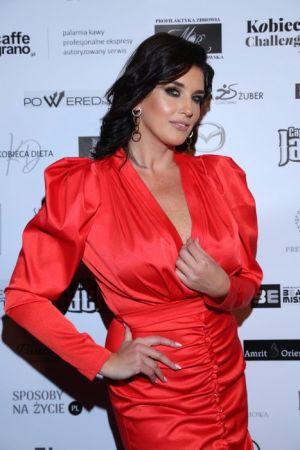 Ilona Adamska W Sukience Maare (1)
