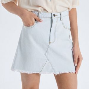 Jeansowa Minispódnica Cropp 39,00 Zł