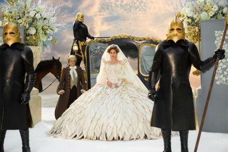 Julia Roberts Królewna Śnieżka 2012 Rok